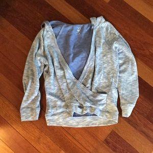 New York & Company Tops - Front open sweatshirt